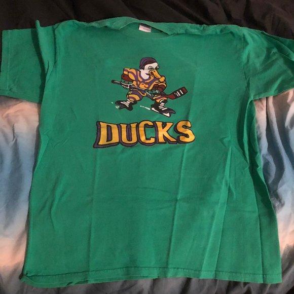 D2 Mighty Ducks Russ Tyler shirt jersey
